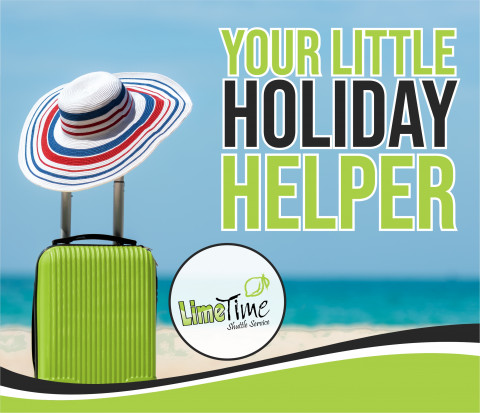 Travel with LimeTime Shuttle this holiday.