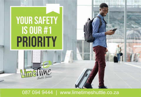A shuttle service that caters for all your travelling needs.
