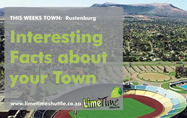 Interesting Facts about Rustenburg
