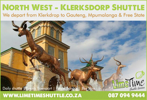 Klerksdorp Shuttle