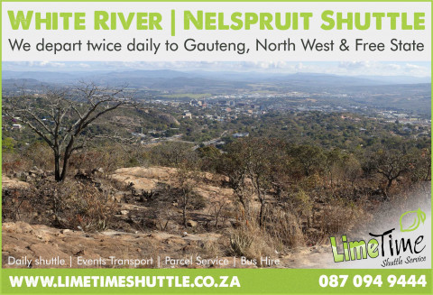 White River and Nelspruit Shuttle