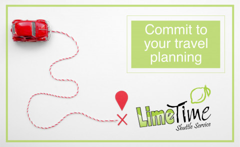 Commit to doing your travel planning this lockdown period with Limetime Shuttle