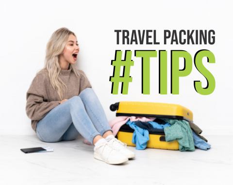 Packing Tips to make travelling easier