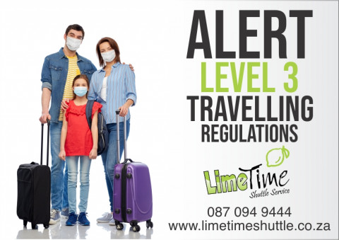 Travelling during Alert Level 3