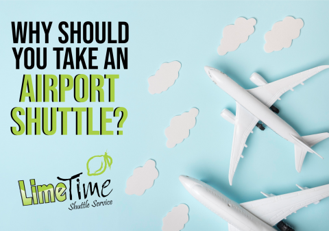 Why should you use an airport shuttle service on your next trip?