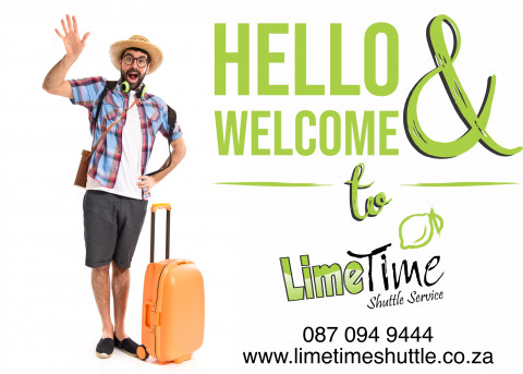 What to expect when travelling with Limetime Shuttle?